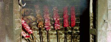 La carne arrosto di Laterza