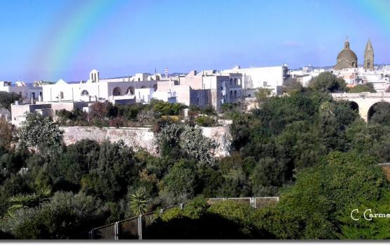Villa Castelli e la sua Gravina