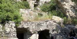 La Gravina di Petruscio, nel Parco delle Gravine a Mottola