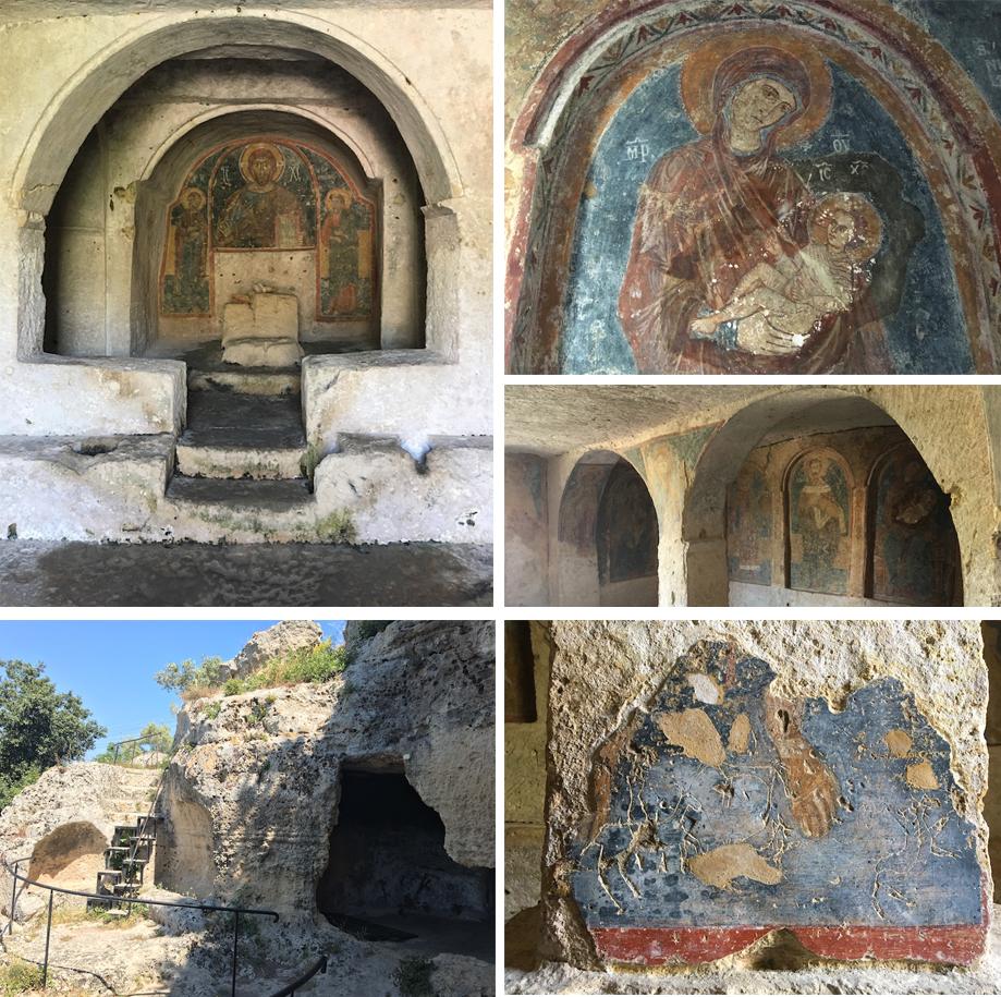 Le chiese rupestri di Mottola